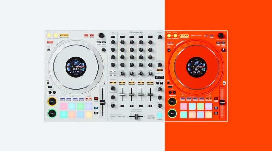 Meet Pioneer's new collaboration with Off-White - The DDJ-1000-OW