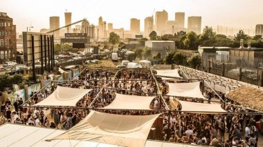 The best of London and its surroundings end of summer events