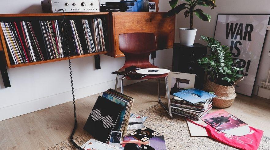 Gen Z prop up vinyl sales, survey suggests