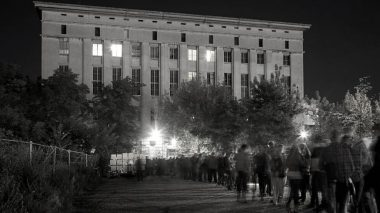 Berghain reopens this weekend!