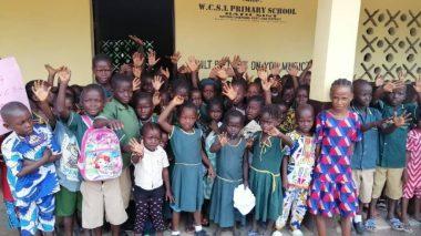 Record label opens a school in Sierra Leone