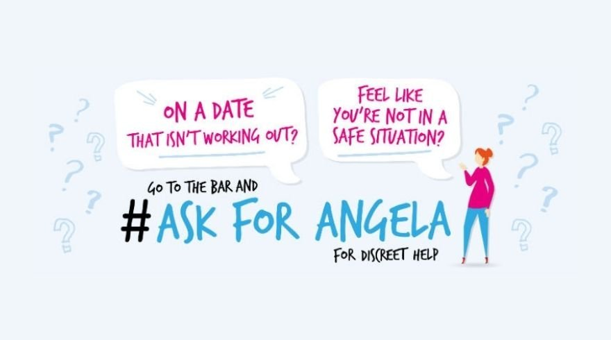 'Ask For Angela' Roll-Out Continues
