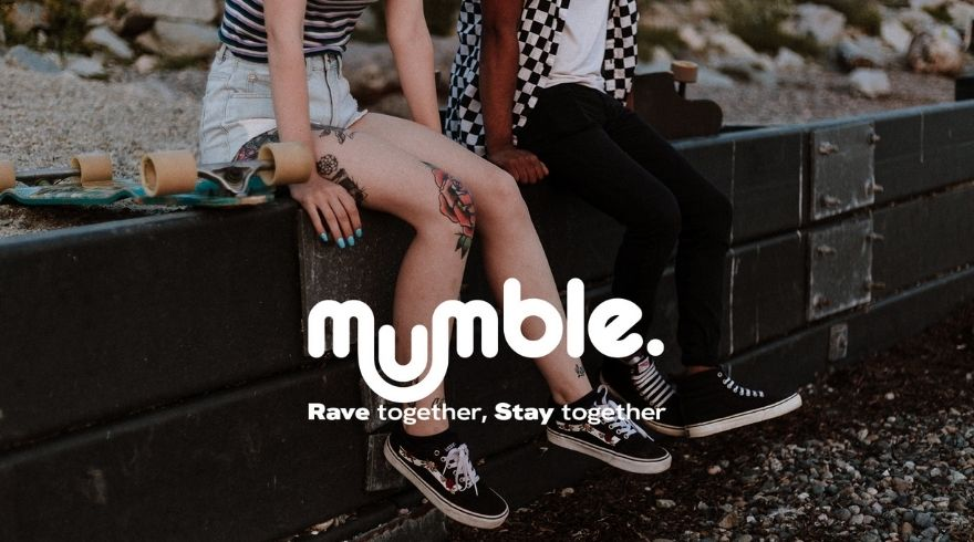 Mumble - Rave Together, Stay Together. A New Dating App For Ravers Is Here!