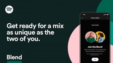 Meet Spotify's New Feature, Matching Your Musicality With Your Friends - 'Blend'