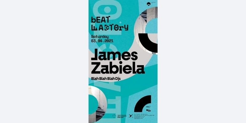 Beat Factory presents James Zabiela at The Factory, Worthing
