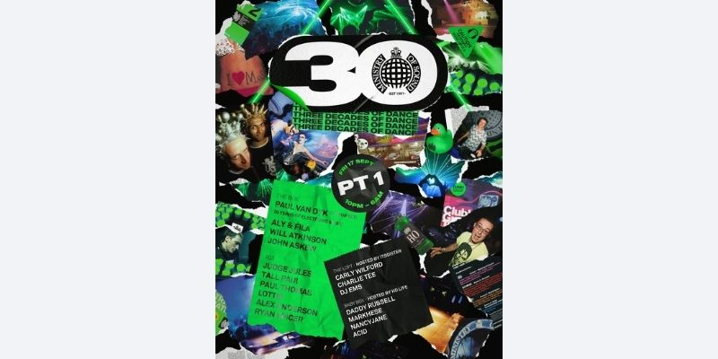 Ministry of Sound prepares to celebrate three decades this weekend!