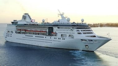 Drug-fuelled rave on an Indian cruise ship is raided by authorities