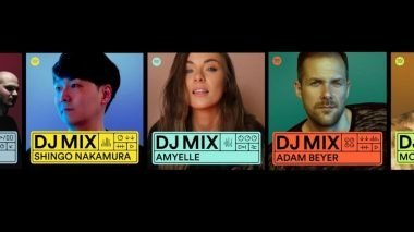 Spotify launches new 'DJ mixes' feature