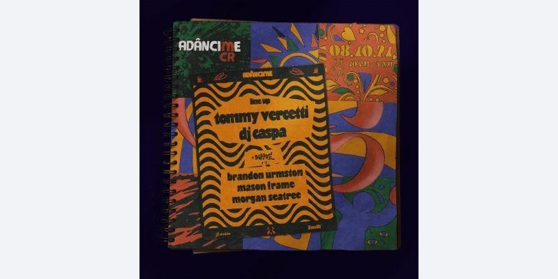 Adancimé presents: Tommy Vercetti & DJ Caspa - South - Manchester
