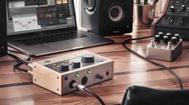 UA up the production levels - announces VOLT: affordable soundcards with FX